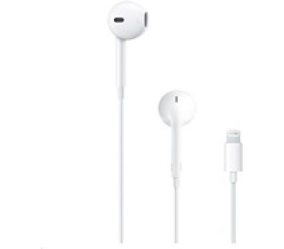Apple EarPods sluchátka s Lightning konektorem (bulk) (mmtn2zm/a)