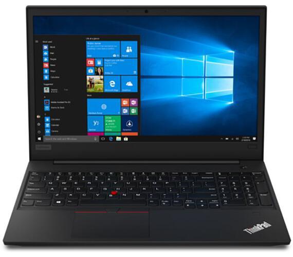 "Lenovo ThinkPad E15 i5-10210U/8GB/256GB SSD+1TB-5400 HDD/integrated/15,6"" FHD IPS matný/Win10PRO černý (20RD001YMC)"