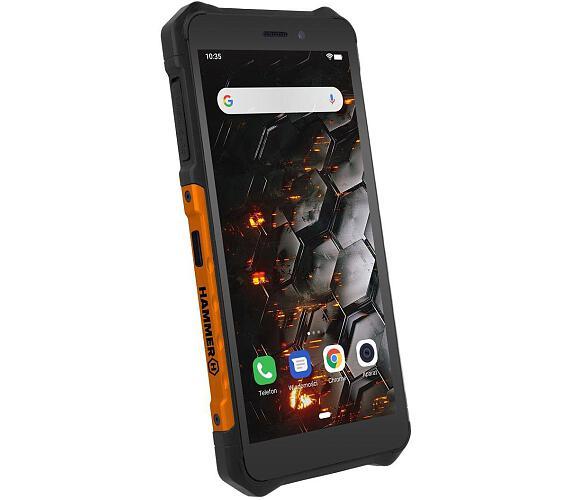 myPhone Hammer Iron 3 3G oranžový + DOPRAVA ZDARMA