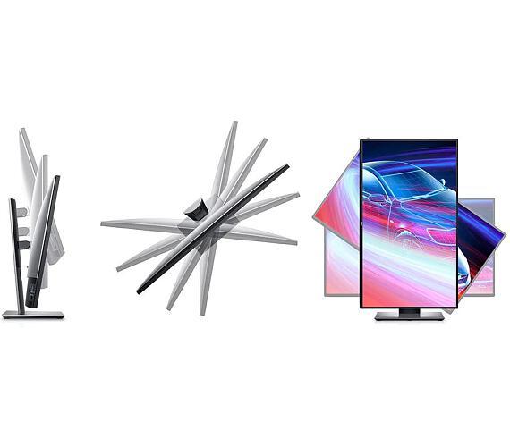 "Dell UltraSharp U2720Q 27""/3840x2160/1000:1/8ms/HDMI/DP/USB-C/DOCK/IPS panel/cerny (210-AVES)"