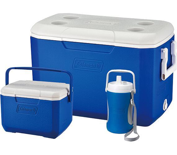 Campingaz Cooler Combo: POLYLITE 48QT+FlipLid 6 Personal + 1/2 Gallon Performace + DOPRAVA ZDARMA