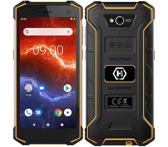 myPhone Hammer Energy 2 oranžový + DOPRAVA ZDARMA