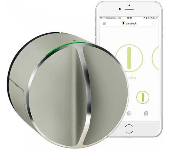 Danalock V3 BT & ZW chytrý zámek Bluetooth a Z-Wawe (Plus) + DOPRAVA ZDARMA