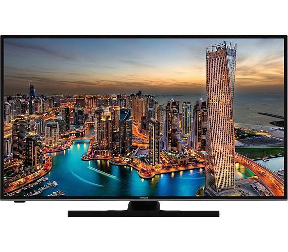 HITACHI 43HK6100 + DVB-T2 OVĚŘENO + DOPRAVA ZDARMA