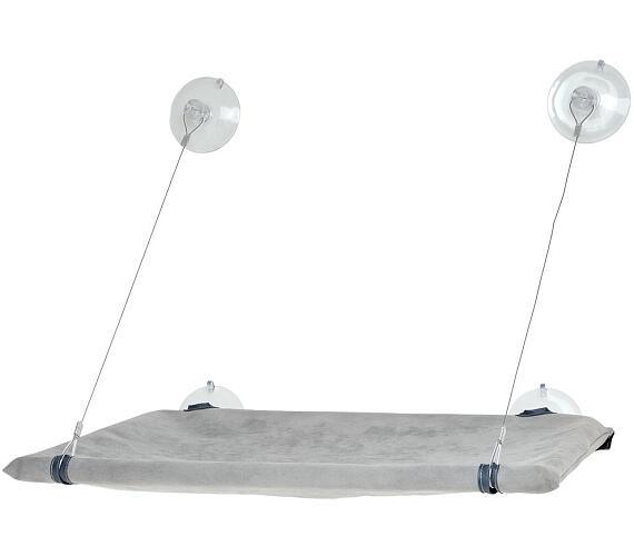 Karlie odpočívadlo na okno pro kočky 51,5x31x2,5cm