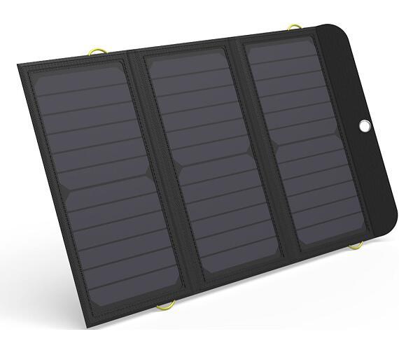 SANDBERG Solar Charger 21W 2xUSB+USB-C + DOPRAVA ZDARMA