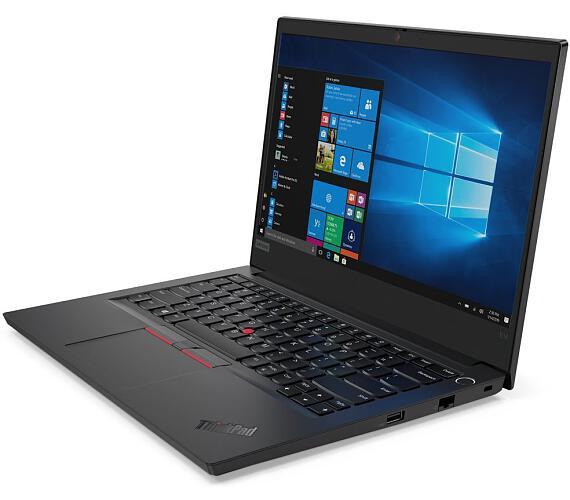 "Lenovo ThinkPad E14/ i7-10510U/ 16GB DDR4/ 256GB SSD + 1TB (5400)/ RX640 2GB/ 14"" FHD IPS/ W10P/ Černý (20RA001EMC)"