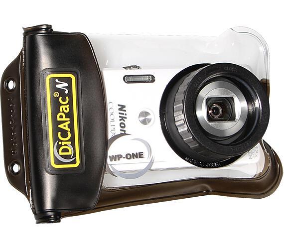 DiCAPac WP-ONE pro kompaktní fotoaparáty s externím zoomem