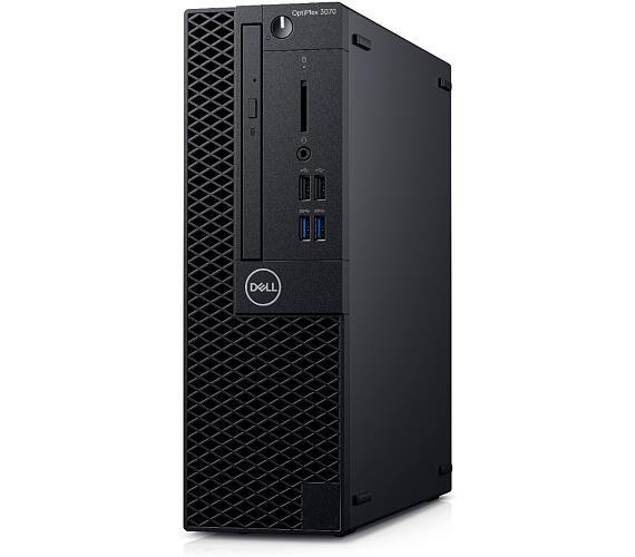 Dell Optiplex 3070 SF i5-9500/8GB/256GB SSD M2/W10P/5R-NBD (8W9CD) + DOPRAVA ZDARMA