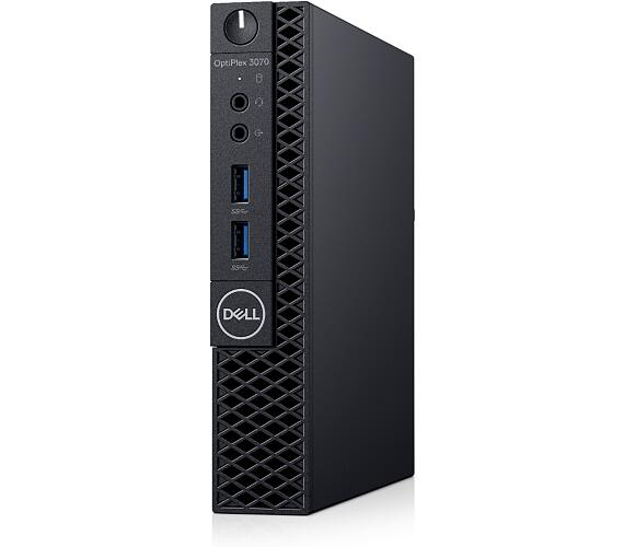 Dell PC Optiplex MFF 3070 Micro i3-9100T/8GB/256GB SSD M2/65W/W10P/5R-NBD (3070-SPEC-333)