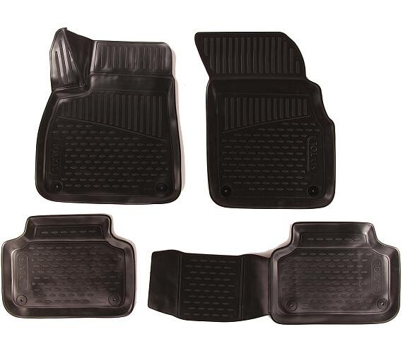 3D Gumové koberce AUDI Q7 || + DOPRAVA ZDARMA