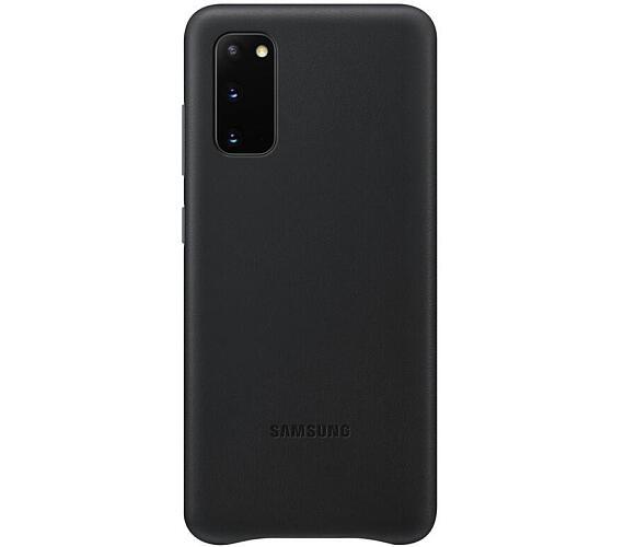 Samsung Galaxy S20 EF-VG980LBEGEU černý + DOPRAVA ZDARMA