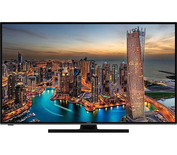 HITACHI 50HK6100 + DVB-T2 OVĚŘENO + DOPRAVA ZDARMA