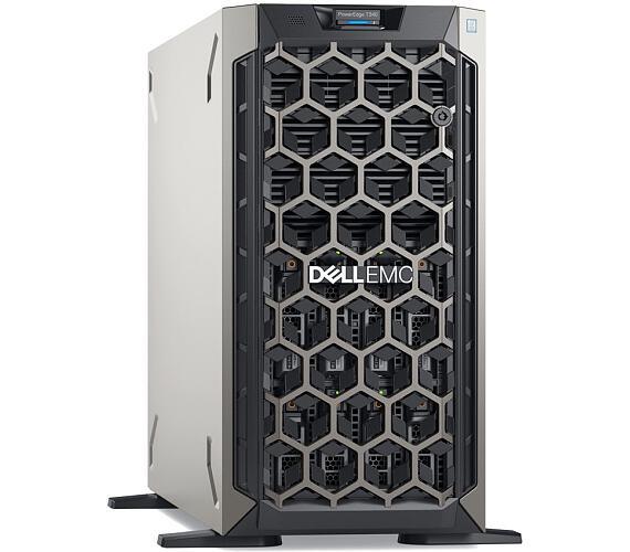 Dell PowerEdge T340/ Xeon E-2224/ 16GB/ 1 x 600GB SAS/ H330/ DVDRW/ 2x GLAN/ iDRAC 9 Bas./ 1x350W/ 3Y Basic on-site (T340-3362)