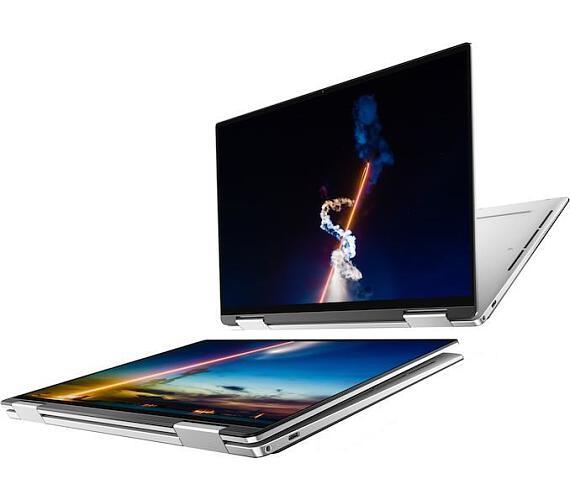 """Dell Ultrabook XPS 13 (7390)/i7-10710U/16GB/1TB SSD/Intel UHD/13.3"""" 4K UHD Touch/Win 10 PRO/Silver (7390-13555)"""