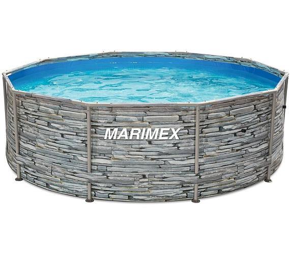 Marimex bazén Florida 3,05x0,91 m KÁMEN bez příslušenství (10340245) + DOPRAVA ZDARMA