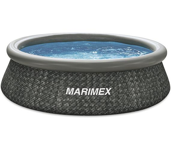 Marimex bazén Tampa 3,05x0,76 m RATAN bez příslušenství (10340249) + DOPRAVA ZDARMA