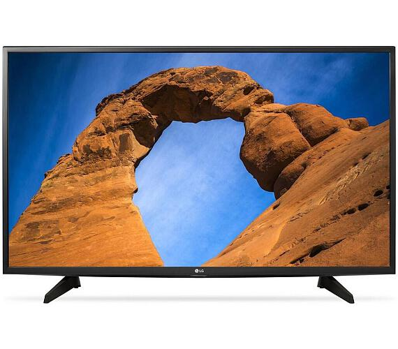 43LK5100 LED FULL HD LCD TV LG + DOPRAVA ZDARMA