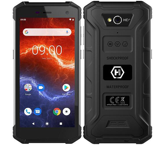 myPhone Hammer Energy 2 LTE černý + DOPRAVA ZDARMA