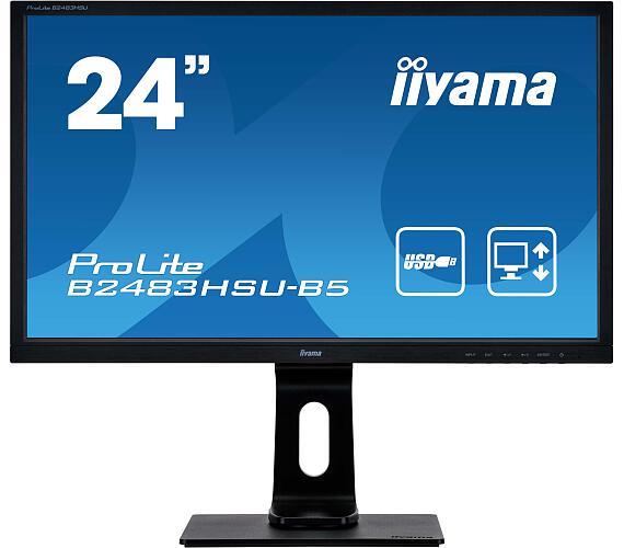 IIYAMA B2483HSU-B5: TN