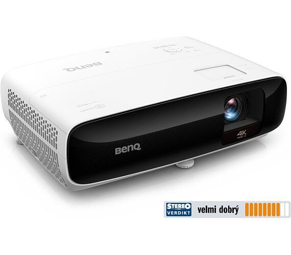 BENQ TK810 4K UHD/ DLP projektor/ 3200ANSI/ 10.000:1/ 2x HDMI/ USB (9H.JL977.33E)