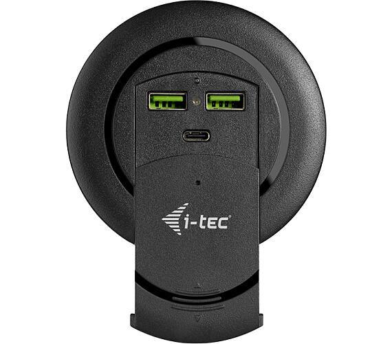 I-TEC Universal Desk Charger USB-C Power Delivery + 2x USB-A QC 4.0