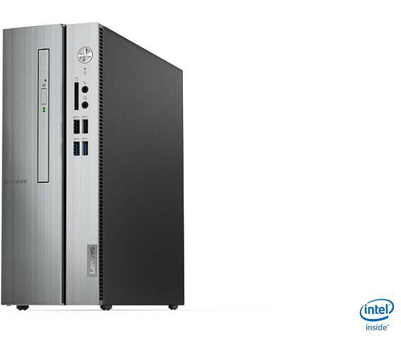 Lenovo IC 510S i3-9100/8G/1TB/GT730/W10 (90K800GFCK) + DOPRAVA ZDARMA