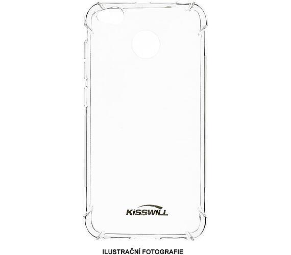 Kisswill TPU Pouzdro pro Xiaomi Redmi Note 8T Transparent