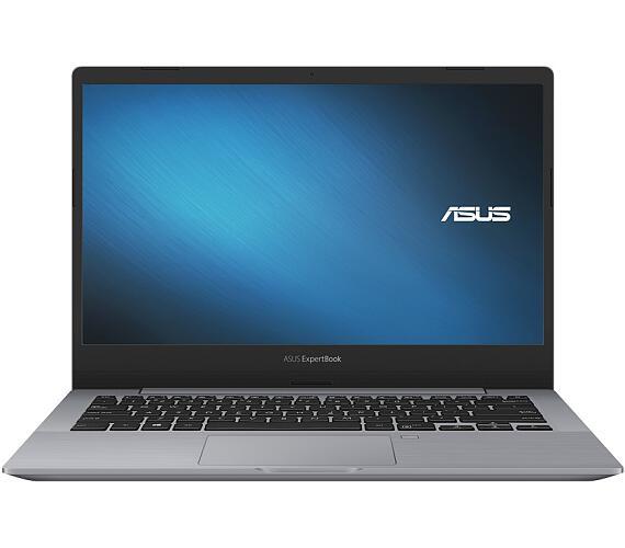 """Asus Commercial NB P5440FA - 14"""" IPS FHD/i5-8265U/8G/512GB SSD/W10 Pro (Grey) + 2 roky NBD ON-SITE (P5440FA-BM0181R)"""