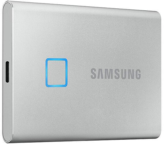 Samsung externí T7 Touch + DOPRAVA ZDARMA