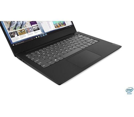 """Lenovo IdeaPad S340-14IWL i5-8265U 3,90GHz/8GB/SSD 512GB/14"""" FHD/AG/WIN10 černá 81N700SPCK"""