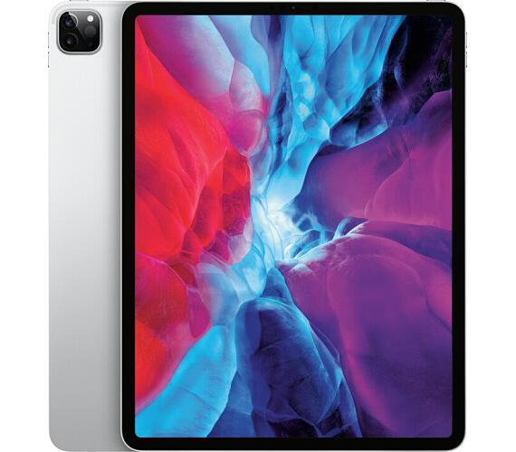 Apple 11'' iPad Pro Wi-Fi + Cellular 128GB - Silver (MY2W2FD/A)