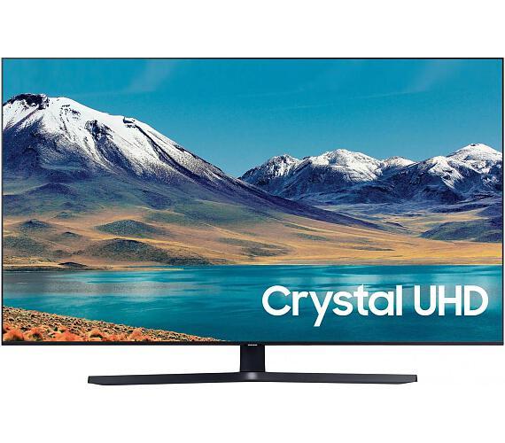 Samsung UE55TU8502 + DVB-T2 OVĚŘENO + DOPRAVA ZDARMA