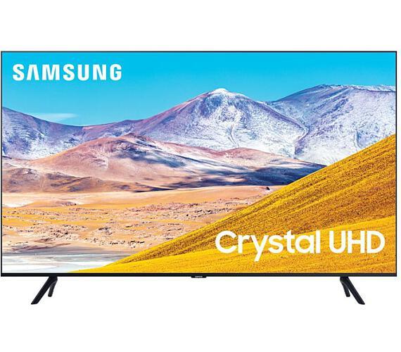Samsung UE75TU8072 + DVB-T2 OVĚŘENO