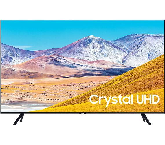 Samsung UE55TU8072UXXH + DVB-T2 OVĚŘENO + DOPRAVA ZDARMA