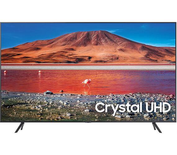 Samsung UE75TU7172 + DVB-T2 OVĚŘENO