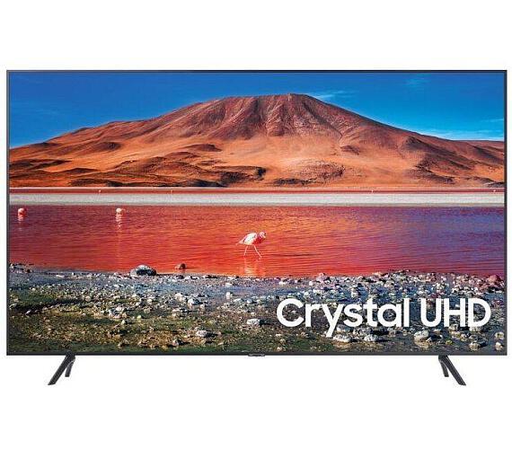 Samsung UE65TU7172 + DVB-T2 OVĚŘENO