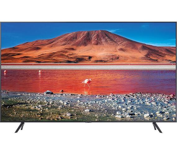 Samsung UE55TU7172 + DVB-T2 OVĚŘENO
