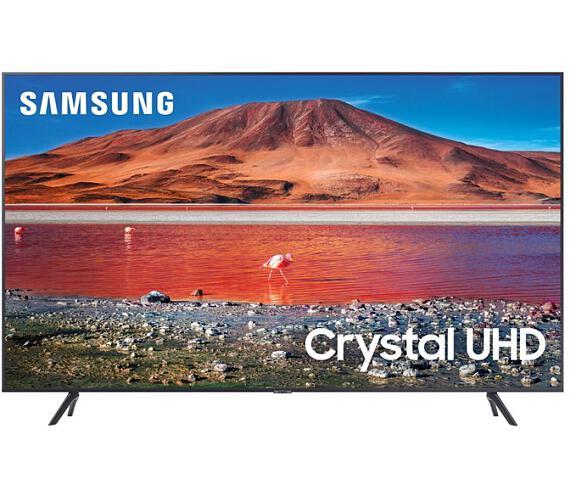 Samsung UE50TU7172 + DVB-T2 OVĚŘENO