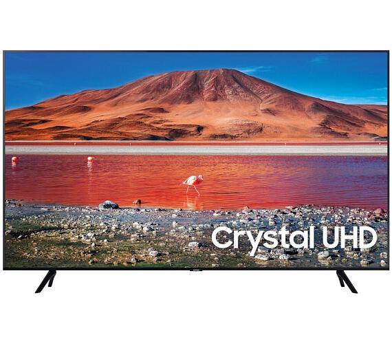 Samsung UE55TU7072 + DVB-T2 OVĚŘENO