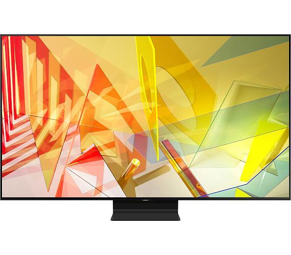 QE65Q90T QLED ULTRA HD LCD TV Samsung + CASHBACK + DVB-T2 OVĚŘENO + DOPRAVA ZDARMA