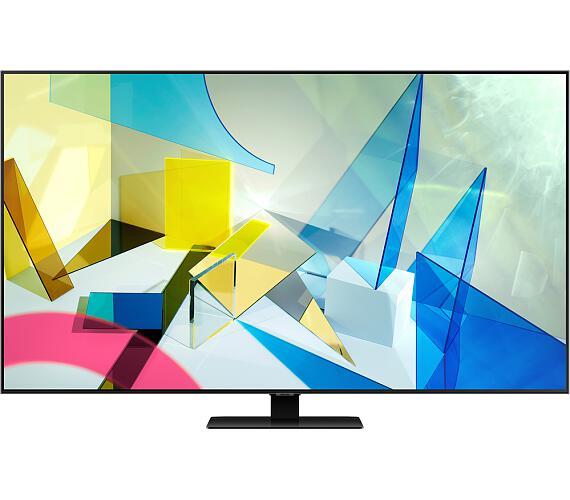 Samsung QE85Q80T + DVB-T2 OVĚŘENO + DOPRAVA ZDARMA
