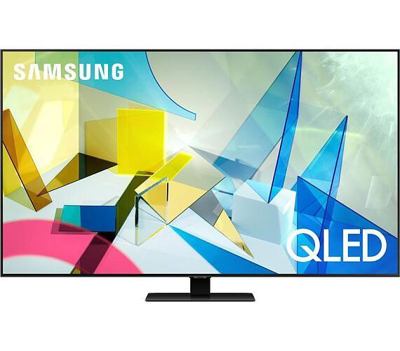 QE65Q80T QLED ULTRA HD LCD TV Samsung + DOPRAVA ZDARMA