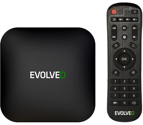 EVOLVEO MultiMedia Box C4 8K Ultra HD (MMBX-C4)