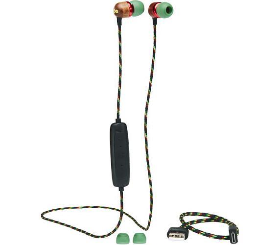 Marley Smile Jamaica Wireless 2 - Rasta + DOPRAVA ZDARMA