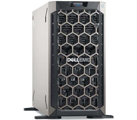 Dell PowerEdge T340/ Xeon E-2134/ 16GB/ 2x 480GB SSD/ H730P/ DVDRW/ iDRAC 9 Enterprise/ 2x 495W/ 3Y PS NBD on-site (S20-T340-01)