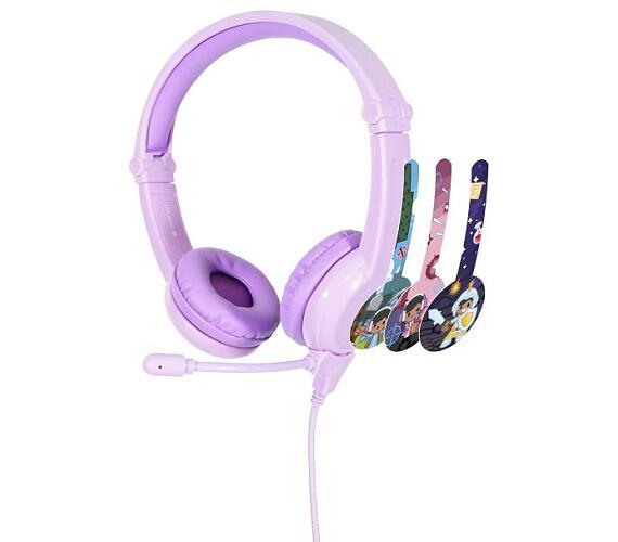 Buddyphones GALAXY - dětská drátová herní sluchátka s mikrofonem + DOPRAVA ZDARMA