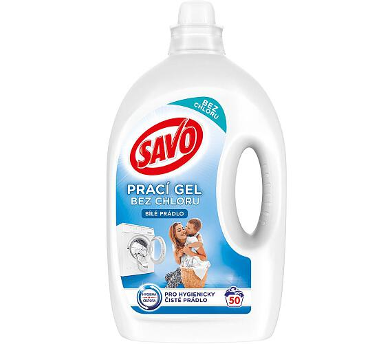 Savo bílé prádlo 50 dávek
