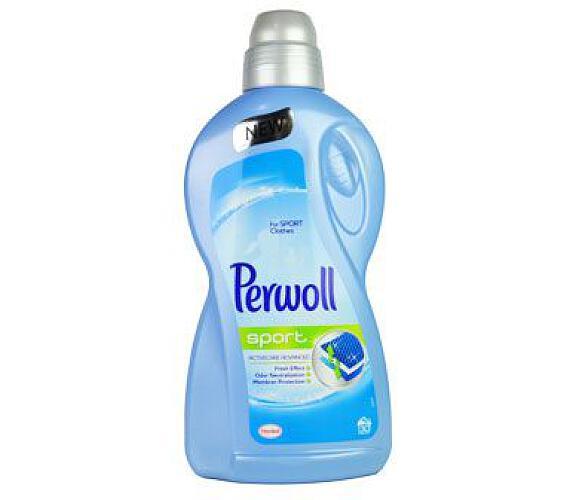 Prací prostředek Perwoll Sport gel 1,8l 30dávek
