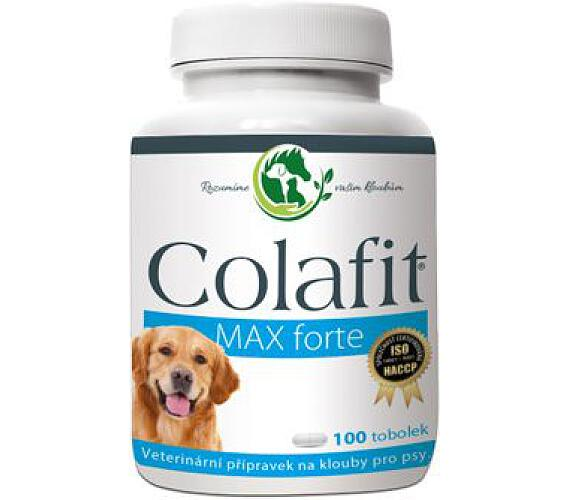 Colafit Max Forte na klouby pro psy 100tbl